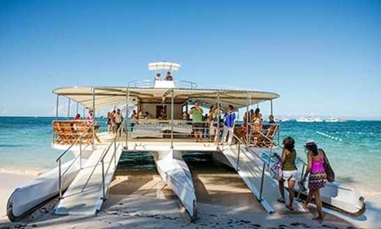 Caribbean Party Boat
