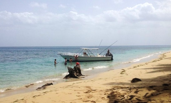 Fishing Charter In Las Terrenas, Dominican Republic