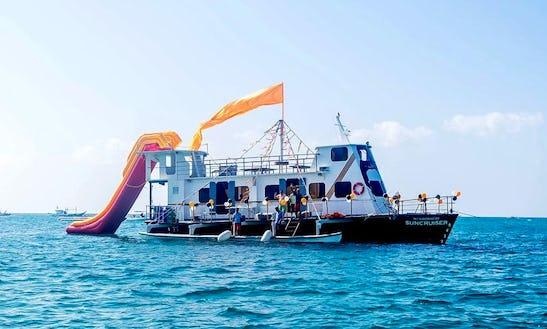 Charter 65' Passenger Boat In Malay, Western Visayas