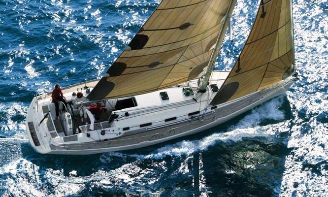 44' Cruising Monohull Charter in Occitanie, France