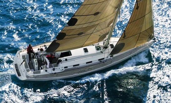 44' Cruising Monohull Charter In Occitanie, France