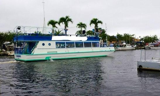 Lebarge Pontoon Cruise In Sarasota, Florida