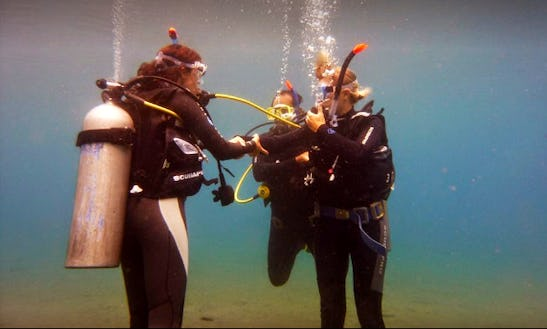 Enjoy Diving Trips In Amed, Bali