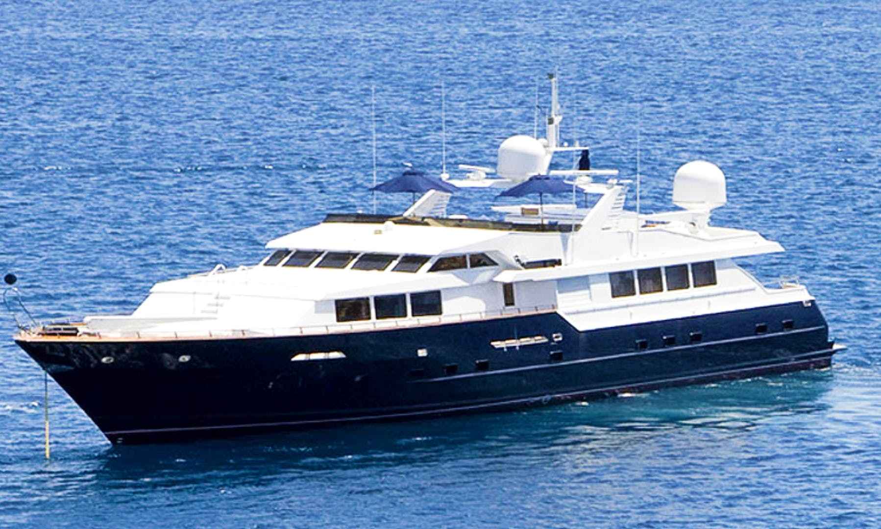 Astondoa 102 Motor Yacht Charter for Up to 18 People in Phuket, Thailand