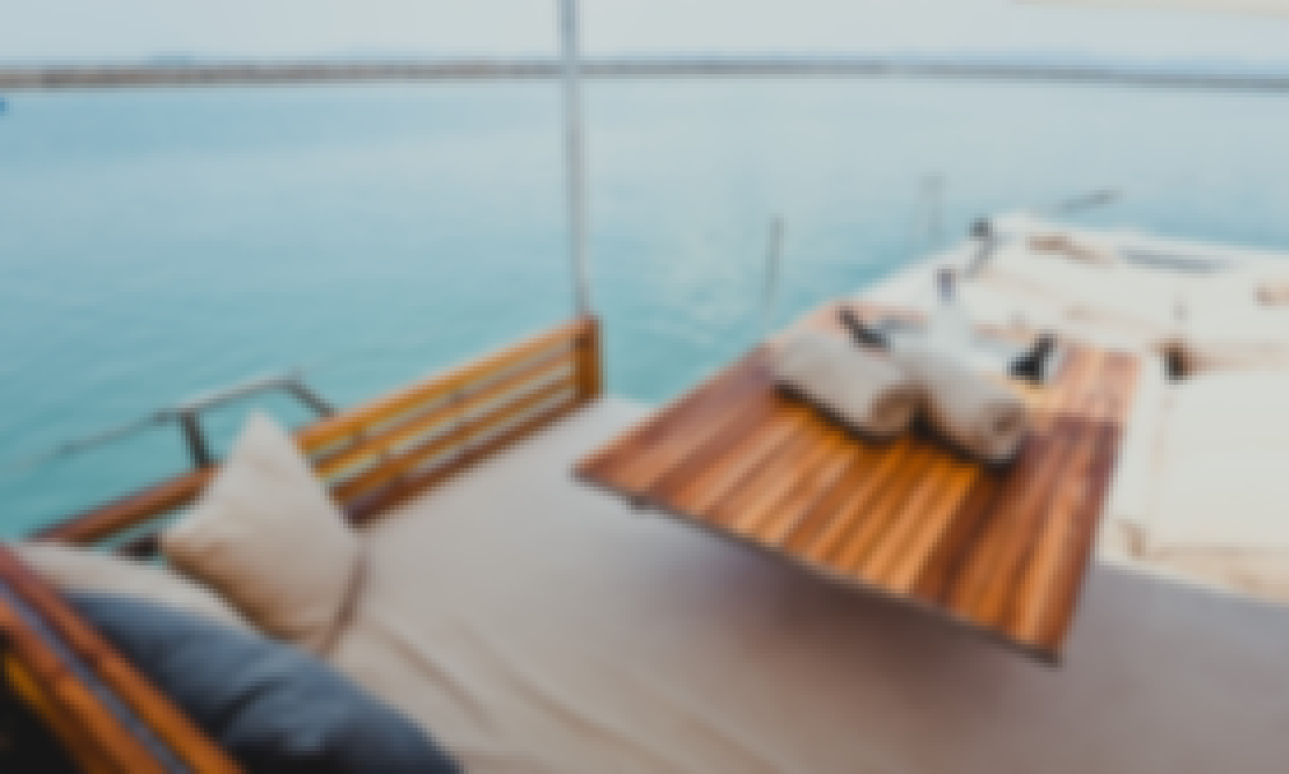 Ocean Voyager Cruising Catamaran Charter for Up to 60 People in Phuket, Thailand