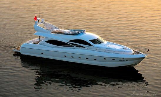 Charter This Lamberti 80 Power Mega Yacht In Phuket, Thailand
