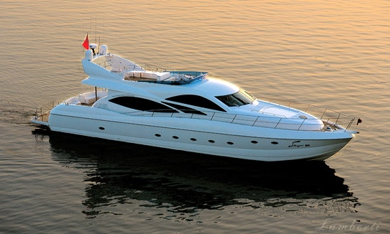 Charter This Lamberti 80 Power Mega Yacht In Phuket, Thailand