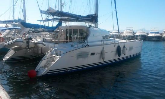 Cruising Catamaran Rental In Sóller