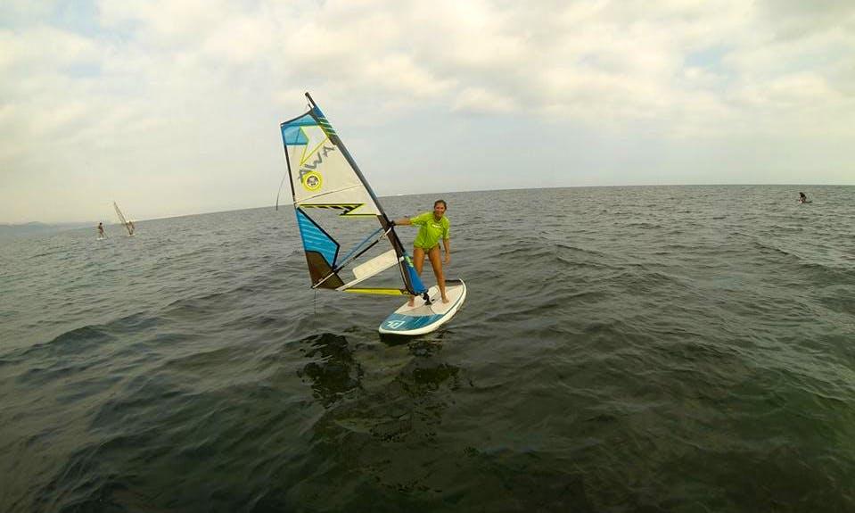 Enjoy Windsurfing Rental & Courses in Motril, Andalucía