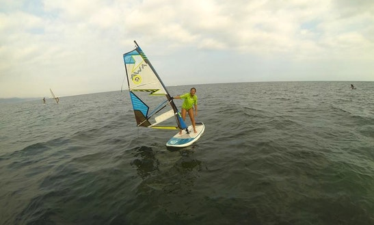 Enjoy Windsurfing Rental & Courses In Motril, Andalucía