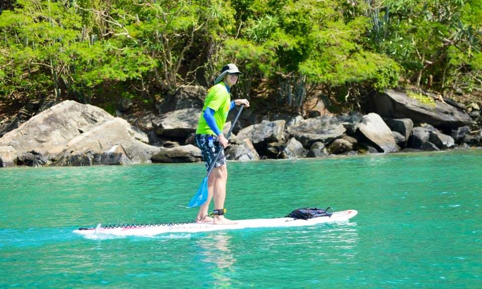 Enjoy Stand Up Paddleboard Rentals in Cruz Bay, St. John