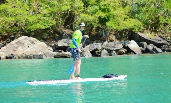 Enjoy Stand Up Paddleboard Rentals In Cruz Bay, St. John