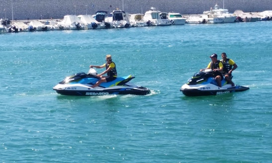 Jet Ski Rental In Fuengirola