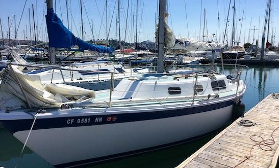 Daysailer Or Weekender Rental In South San Francisco