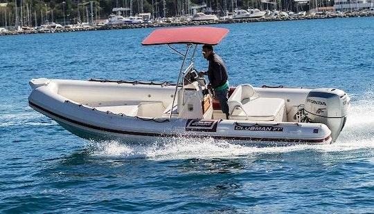 Joker Boat Clubman 21 - Honda 135 Rental In Cres, Croatia