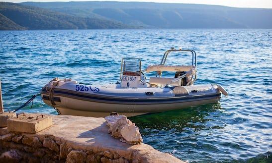 Maestral Ris 480 Rental In Cres, Croatia