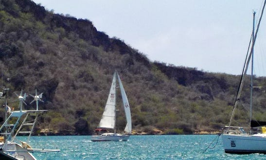 Cruising Monohull Sailboat Charter In Willemstad, Curacao