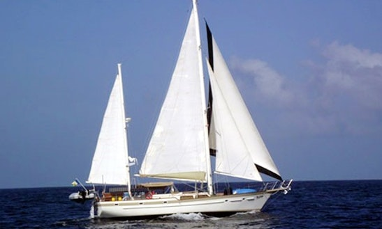 Day Charter And Sailing Lessons In Marigot