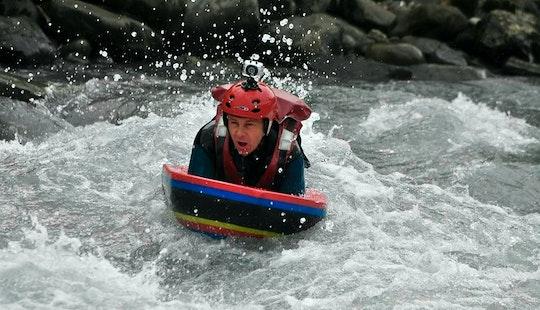 Enjoy Hydrospeed Tours On Ubaye River In Le Lauzet-ubaye, France