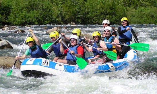 Enjoy Rafting Trips In Mons, Occitanie