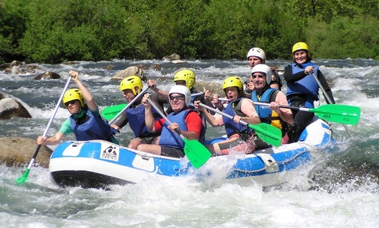 Enjoy Rafting Trips In Mons, Occitanie