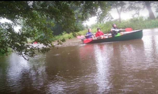 Enjoy Canoe Rental in Retie, Vlaanderen