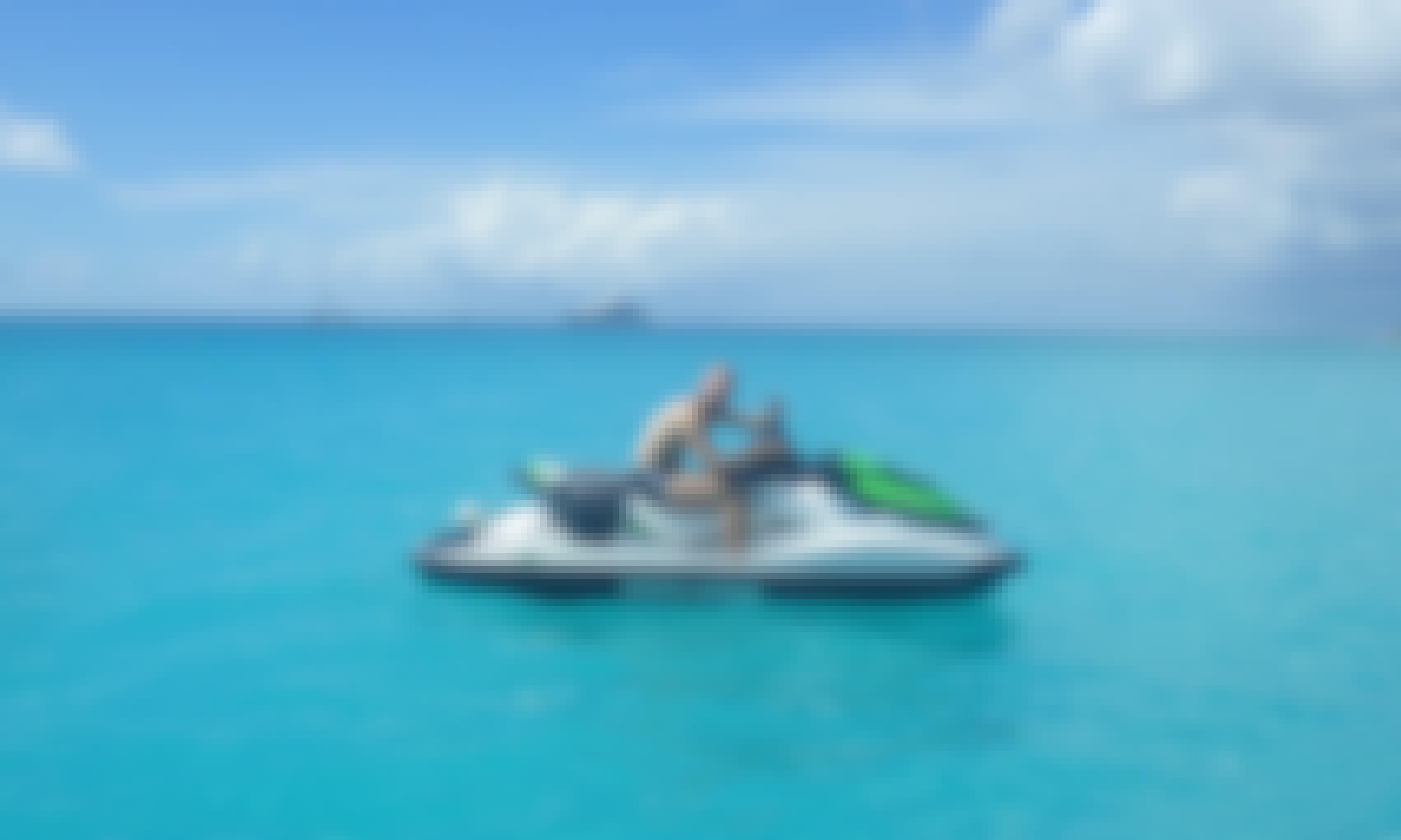 Rent a Jet Ski in Marigot, Saint Martin