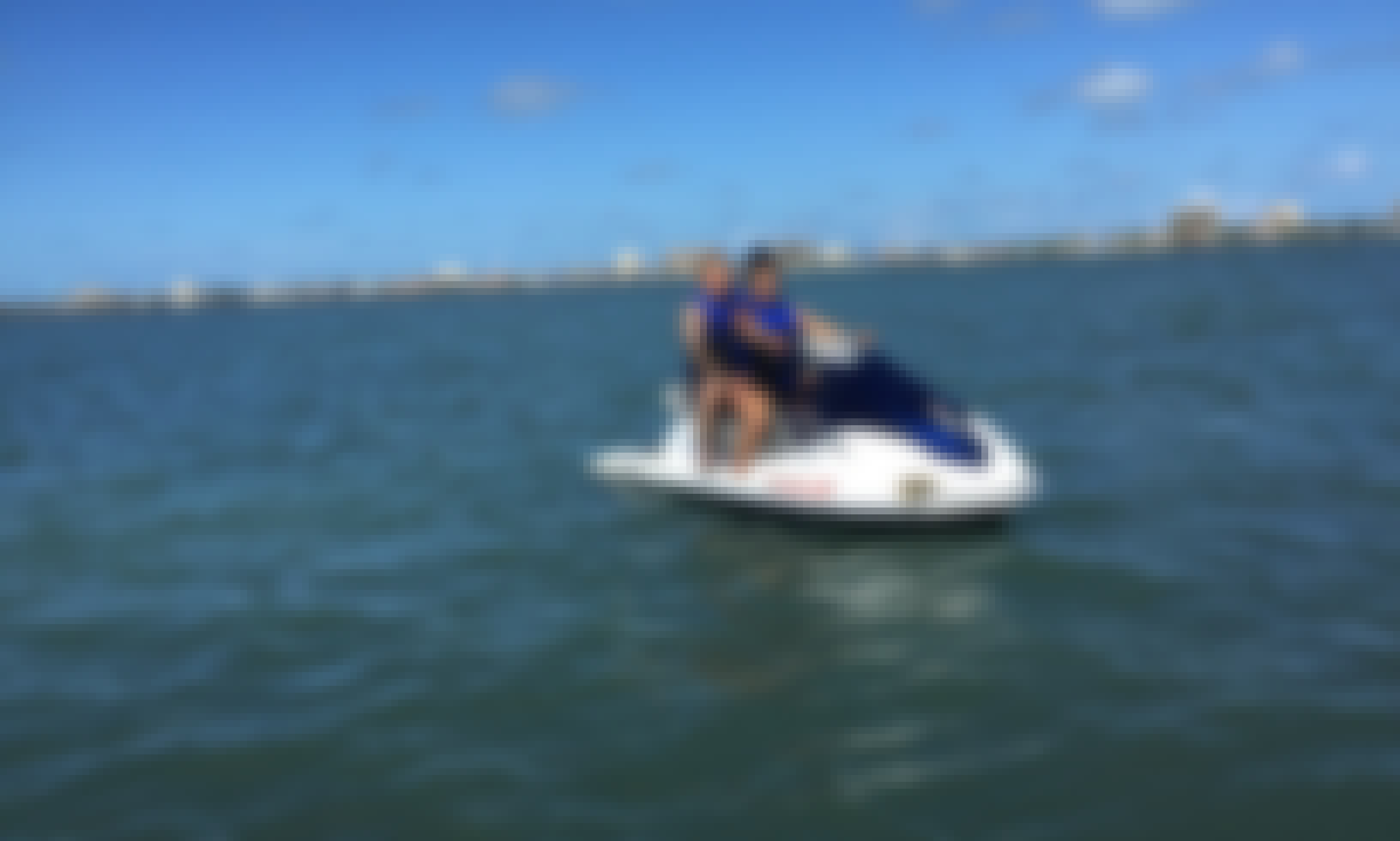 Jet Ski Rental in South Padre Island, Texas