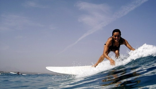 Enjoy Surf Lessons & Rental In Costa Teguise, Lanzarote
