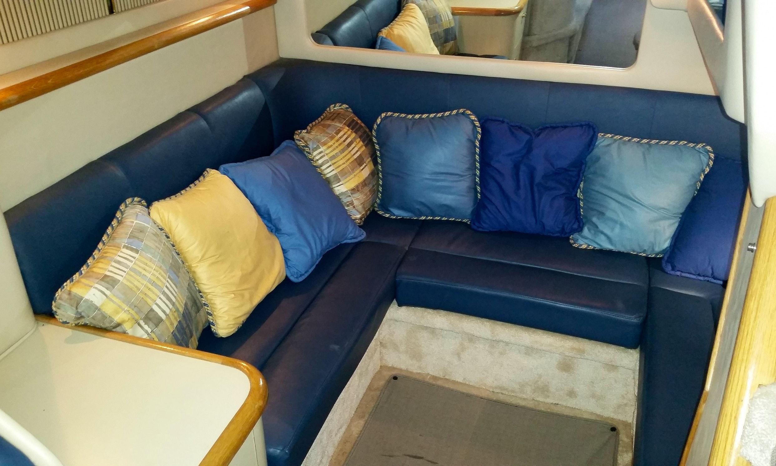 Sea Ray Sundancer Yacht Captained Portland Getmyboat