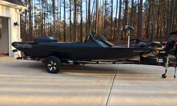 RiverPro Bass Boat for Rent in Savannah, Georgia