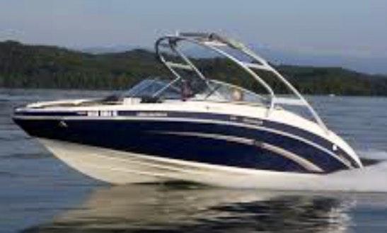 Boat Rental On Lake Allatoona