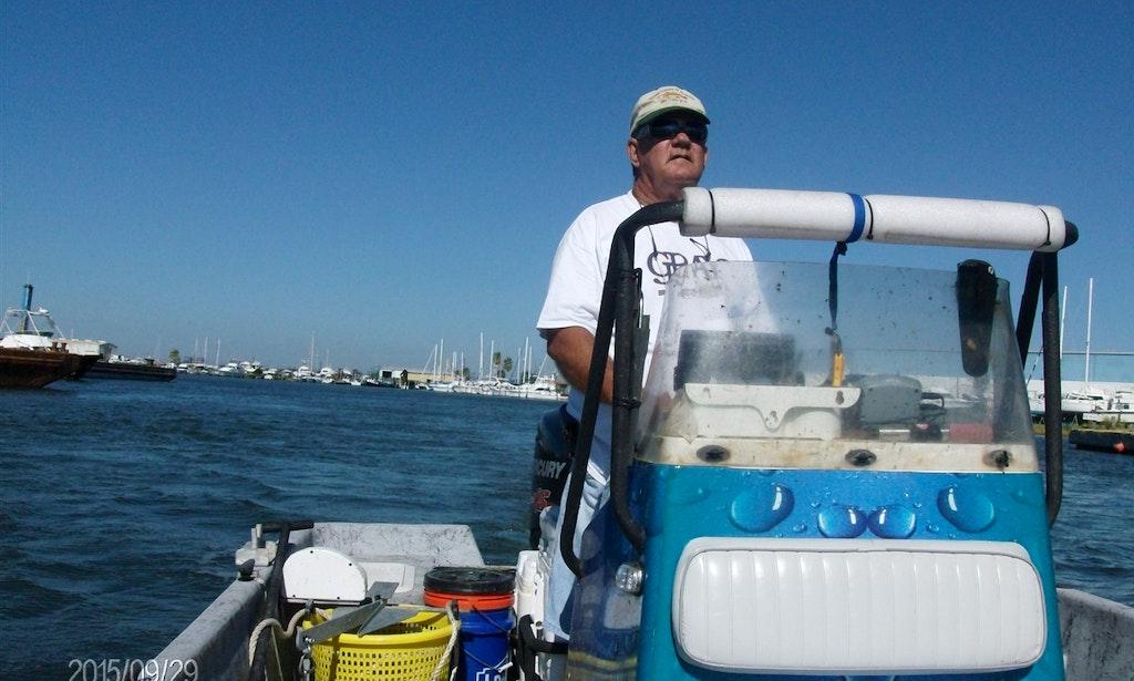 Guided saltwater fishing with captain douglas in aransas for Aransas pass fishing