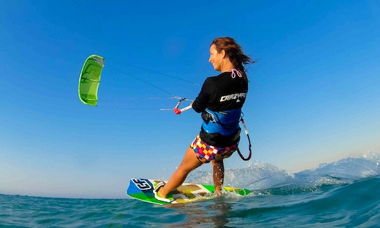 Enjoy Kite Surfing Lessons And Rentals In Mombasa, Kenya