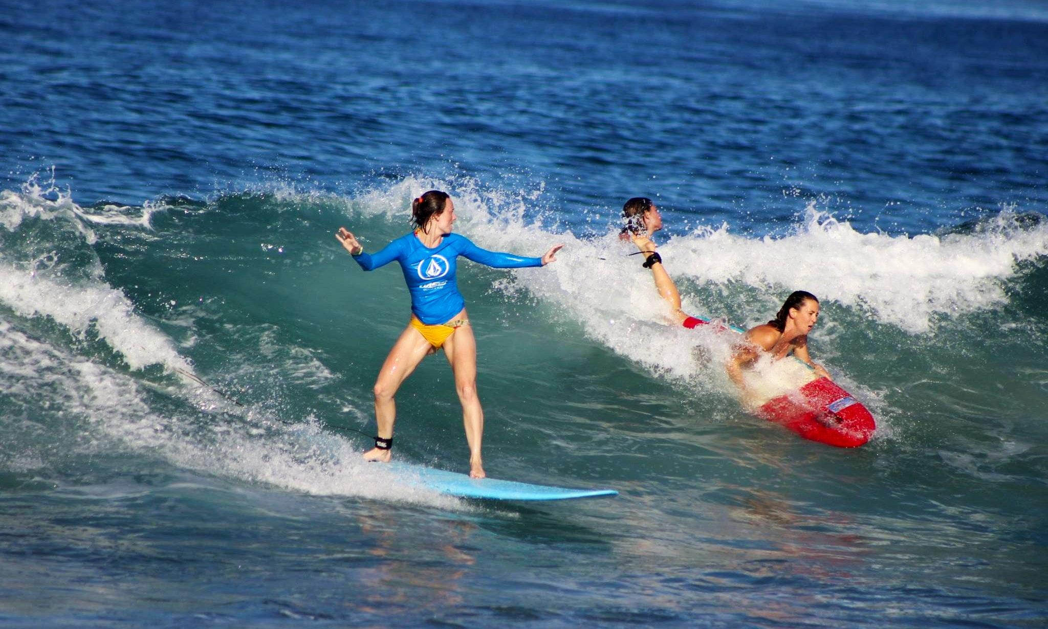 B surfer oaxaca