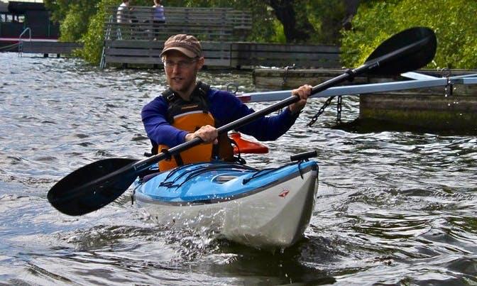 Enjoy Kayak Rentals in Gothenburg, Västra Götalands