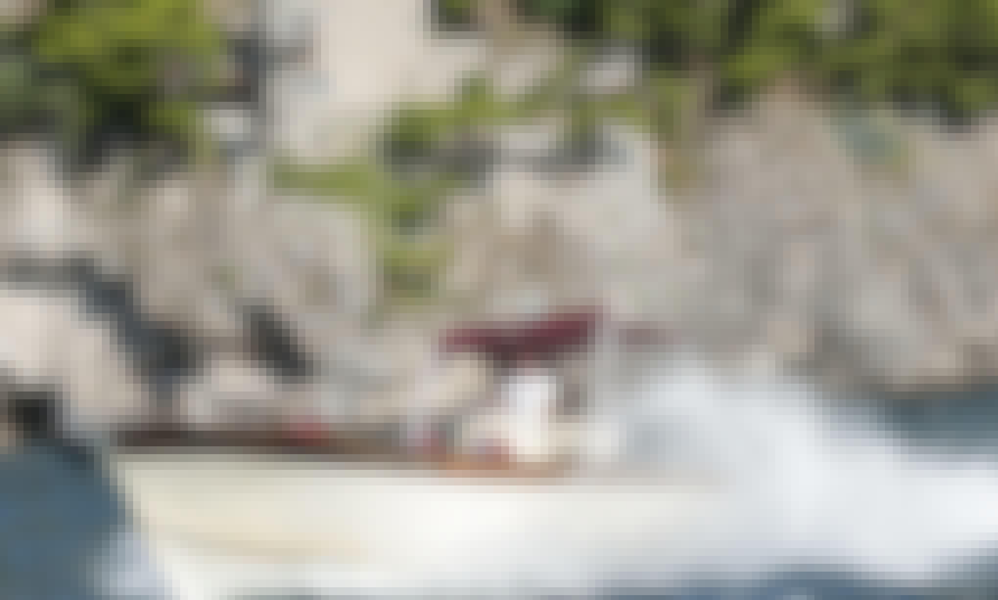 Bella Vita Motor Yacht Rental to Cruise along the Amalfi Coast from Positano
