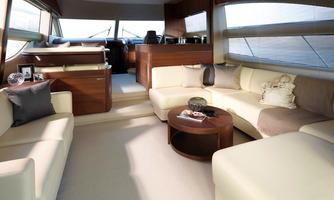 2016 Princess Power Mega Yacht Charter in Sorrento, Italy