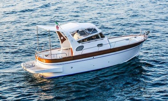 Cuddy Cabin Boat Rental In Capri