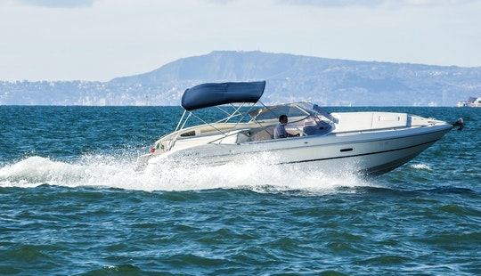 28' Fiart Inboard Propulsion Rental In Positano, Italy