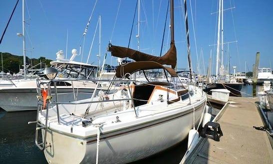 Charter 30' Catalina Sloop In Providence, Rhode Island