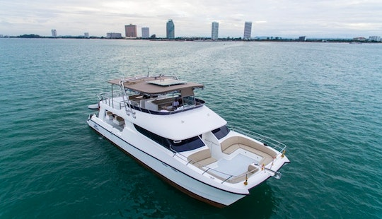 50 Person Yacht Charter And Snorkeling Tambon Chalong, Thailand