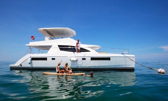 Laissez Faire - 2014 Luxury Catamaran