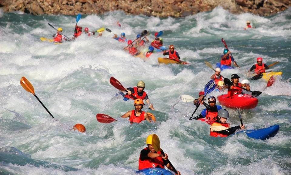 Enjoy Kayak Tours in Rishikesh, Uttarakhand