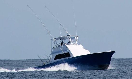 Enjoy 32ft Custom Carolina