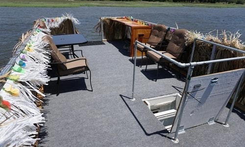 Tiki Hut Rental in Charleston South Carolina  GetMyBoat