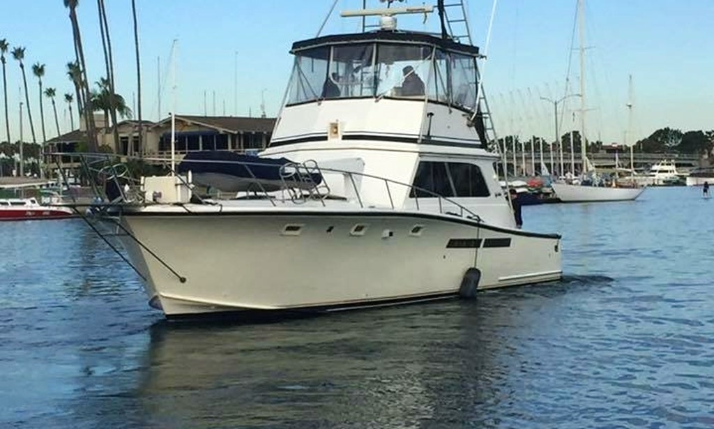 Sport fisherman fishing charter in san diego getmyboat for Fishing license san diego