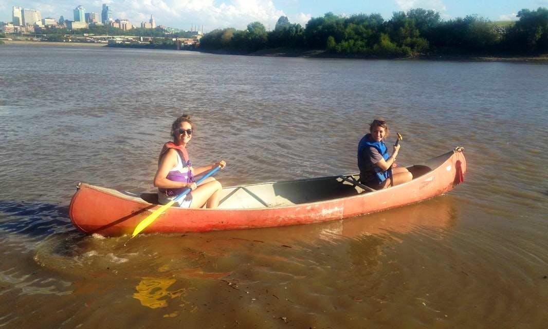 Canoe Rental and Tour in Kansas City, Missouri
