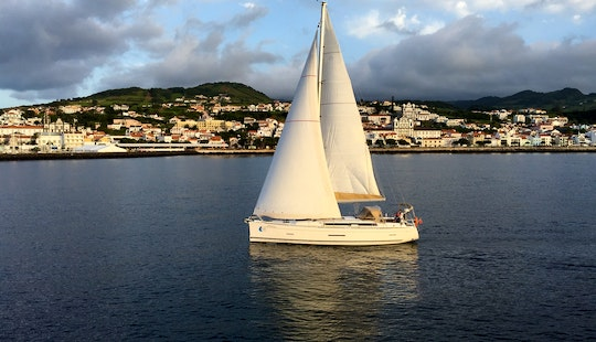 Charter A Dufour 450 Grand Large - Primo - Base Horta, Faial Island, Açores, Portugal