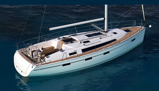 Charter 41' Bavaria Cruising Monohull In Corfu, Greece